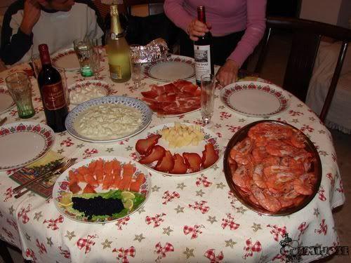 Alistan cena para recibir el 2016 quadratin jalisco - Cena para noche vieja ...