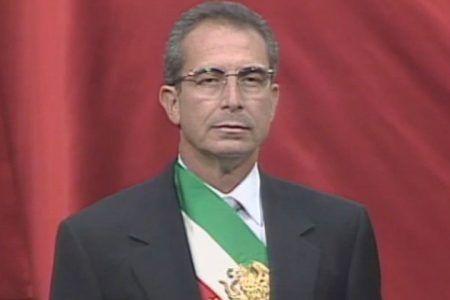 """Yo no fui presidente de México"""": Ernesto Zedillo"""