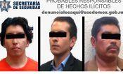 Tras persecución, captura policía en Edomex a presunto piloto del CJNG