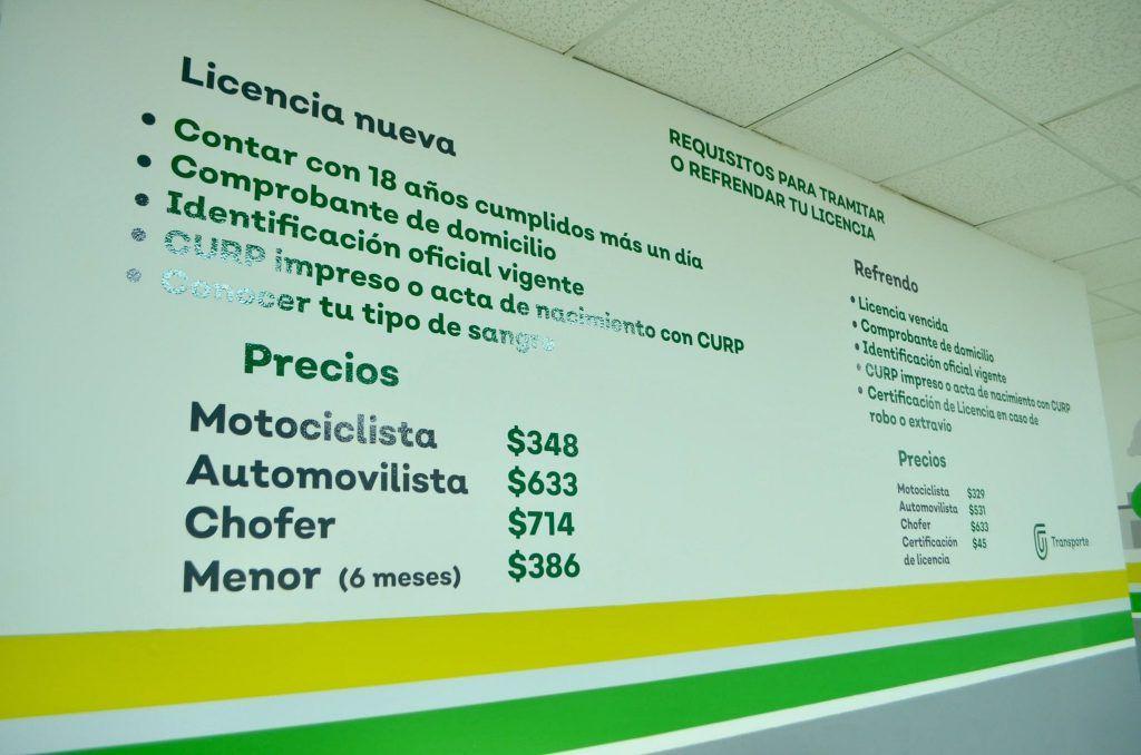 Abre Módulo De Licencias De Conducir En El Sur Del Amg