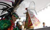 Celebran Día del Danzante, pilar de La Romería