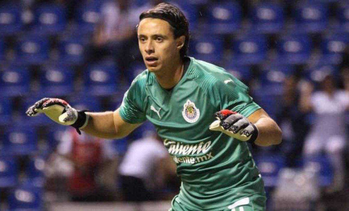 Las derrotas se hacen más grandes por ser Chivas: Antonio Rodríguez
