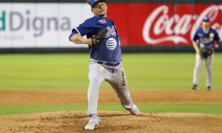 Charros de Jalisco gana con lo justo a Culiacán y amarra la serie