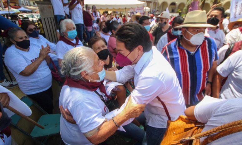 Respalda Morena candidatura de Beto Maldonado en Tlaquepaque